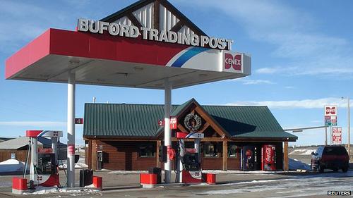 Đại gia Việt Nam đổi tên thị trấn của Mỹ Buford